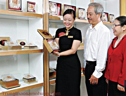 Cửa hàng yến sào sanest Khánh Hòa