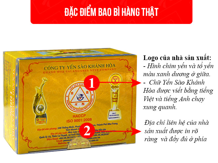 Tổ yến trắng tinh chế 3g (H011) Khánh Hòa Y016 1