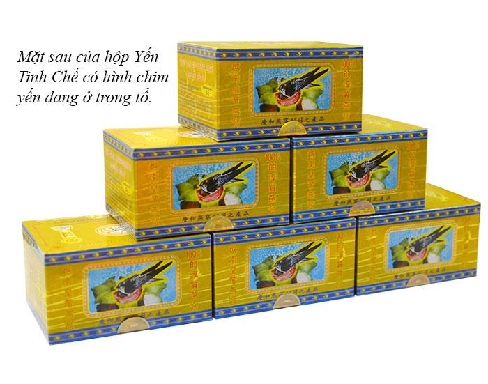 Tổ yến trắng tinh chế 3g (H011) Khánh Hòa Y016 5