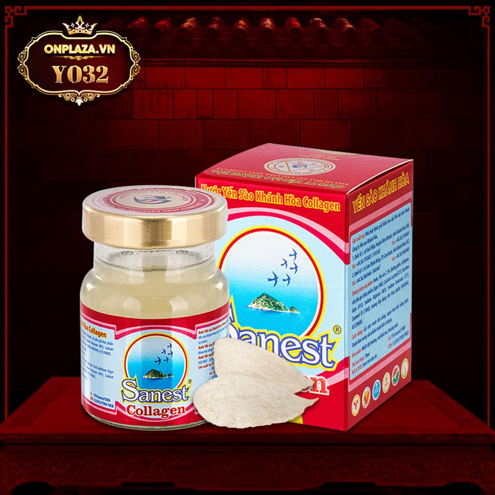 yến sào collagen sanest Khánh Hòa
