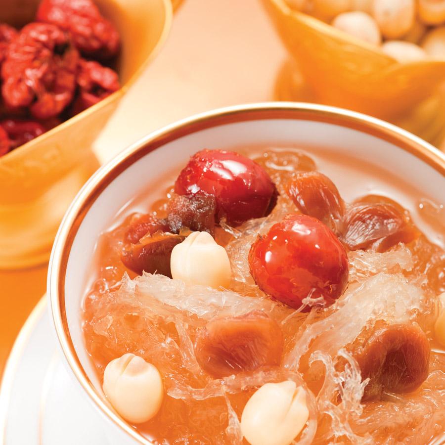Những món ăn từ Yến Khánh Hòa