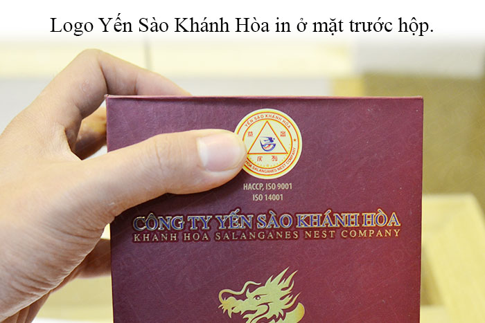 Dược tửu hải mã yến sào Khánh Hòa Y069 6