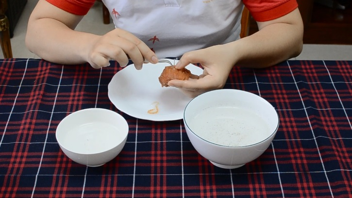 Cách chế biến tổ yến chưng đường phèn bổ dưỡng vào ngày hè 1