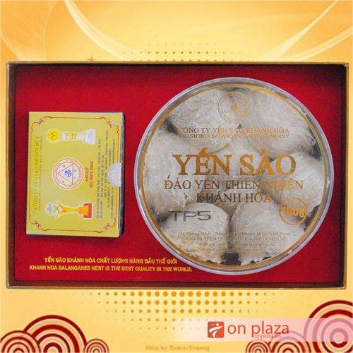 Tổ yến trắng sơ chế Khánh Hòa 100g TP5