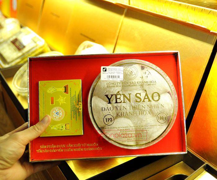 Tổ yến trắng sơ chế Khánh Hòa hộp 100g (TP3) Y003 14