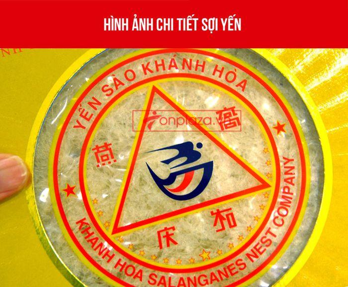 Logo công ty yến sào khánh hòa