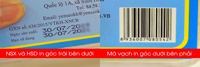Yến sào tinh chế Khánh Hòa hộp quà tặng 100g (H014G) Y017 11