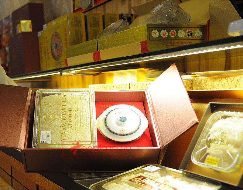 Yến sào tinh chế Khánh Hòa hộp quà tặng 100g (H014G) Y017 14
