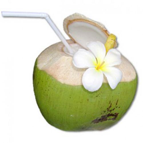 Nước dừa rất tốt cho bà bầu