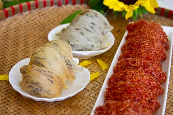 Yến sào: thực phẩm có công dụng cải lão hoàn đồng