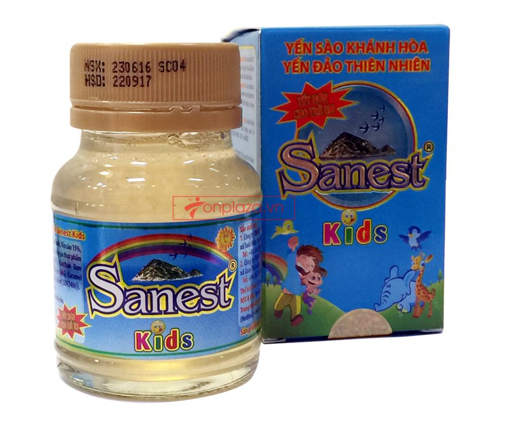 Nước yến sào sanest trẻ em Y071 5