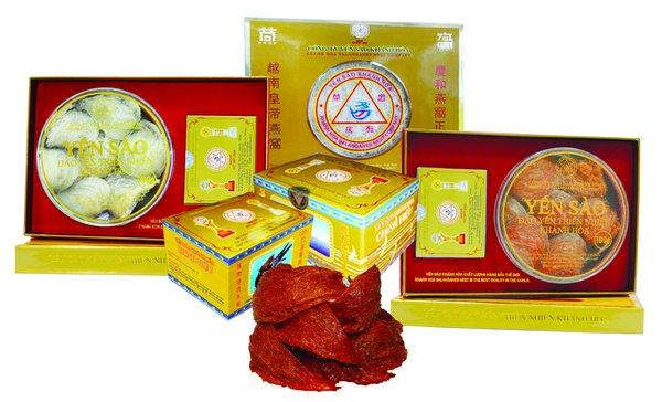 yến Khánh Hòa đảm bảo chất lượng dinh dưỡng tốt