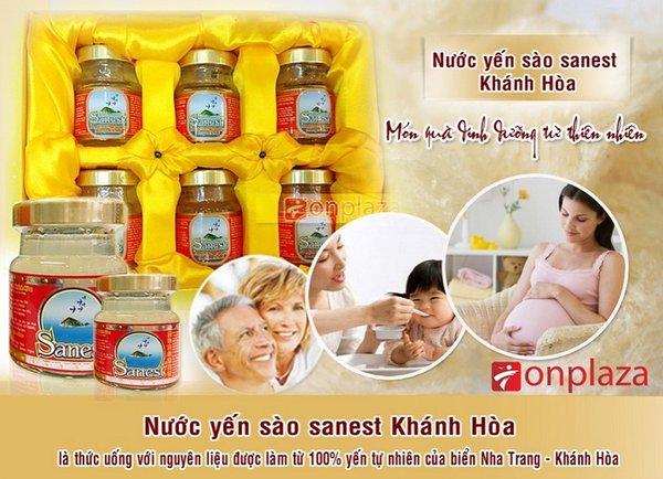 Nước yến sào Khánh Hòa đảm bảo dinh dưỡng và dễ dàng sử dụng cho người già
