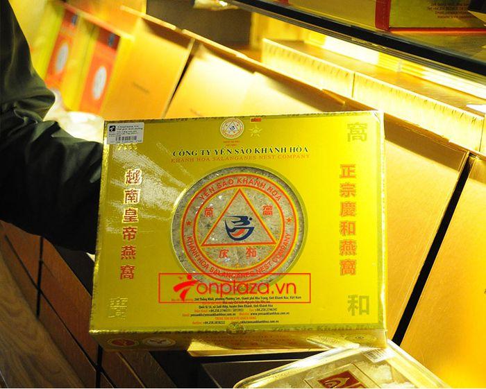 Tổ yến trắng tinh chế Khánh Hòa 50g (HO15) Y013 9