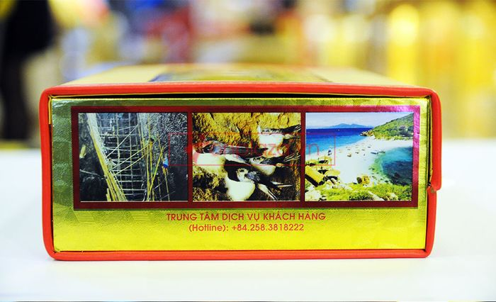 Tổ yến trắng sơ chế Khánh Hòa 100g (TP1) Y001 5