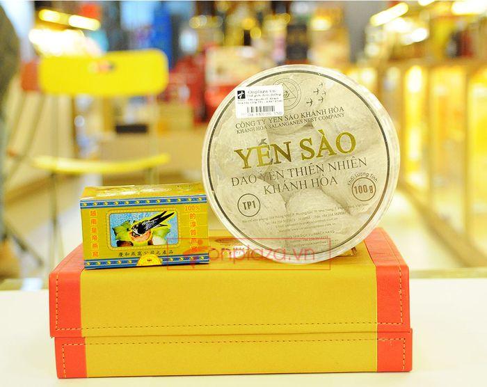Tổ yến trắng sơ chế Khánh Hòa 100g (TP1) Y001 7