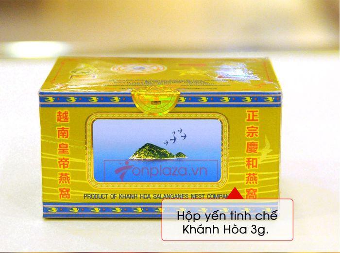 Tổ yến trắng sơ chế Khánh Hòa 100g (TP1) Y001 13