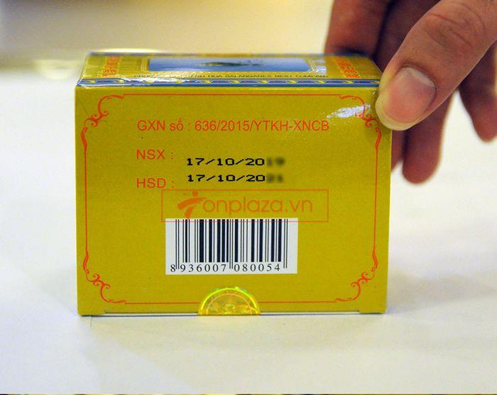 Tổ yến trắng sơ chế Khánh Hòa 100g (TP1) Y001 15