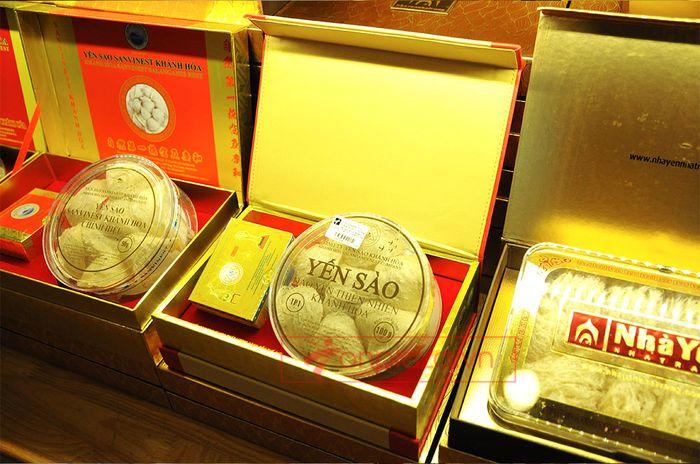 Tổ yến trắng sơ chế Khánh Hòa 100g (TP1) Y001 17