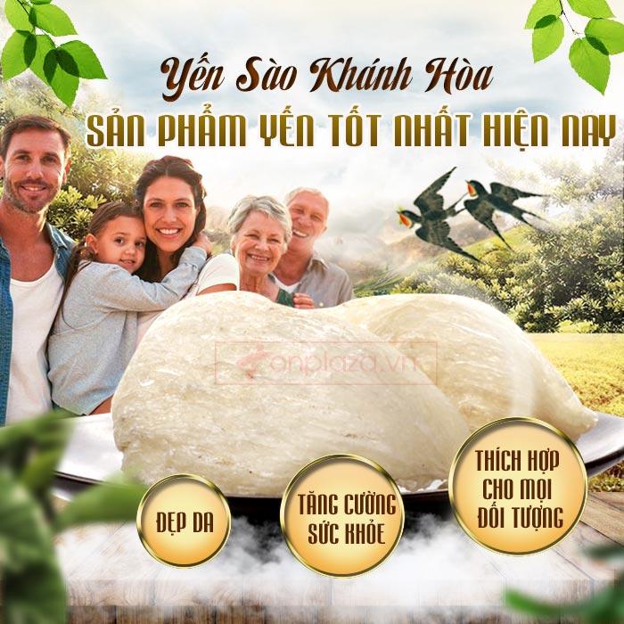 Tổ Yến sào Khánh Hòa là sản phẩm yến tốt nhất hiện nay Yến sào Khánh Hòa là sản phẩm yến tốt nhất hiện nay